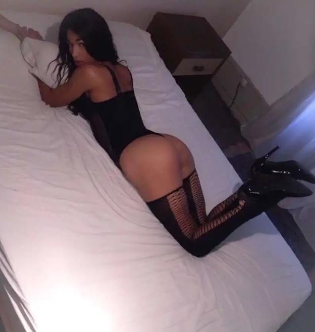 TS Rachelle XXL escort